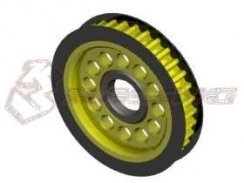 3Racing Alu Diff, Pulley Gear T34
