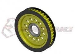 3Racing Alu Diff, Pulley Gear T36