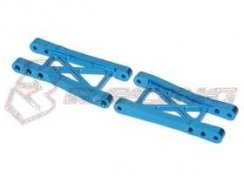 3Racing Alu Rear Suspension Arms für GT-01