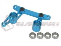 3Racing Alu Steering Saver - Ver, 2 für TA-05