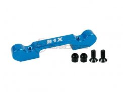 3Racing Alu Suspension Mount (B1X) - Ver, 2 für TRF415