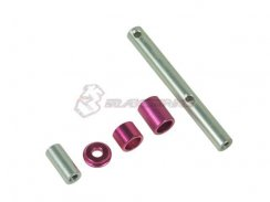 3Racing Gear Box Shaft-Satz für 3Racing Sakura FGX