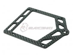 3Racing Graphite Motohalter Upper Deck für 3Racing F109