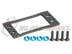 3Racing Graphite Servo Tray