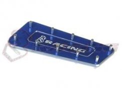 3Racing Pinion Holder - Blue