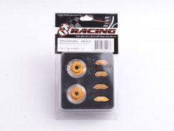 3Racing Realistic Brake Disk-Satz - Gold für M Chassis