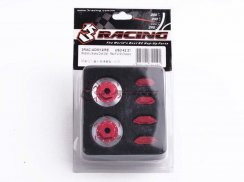 3Racing Realistic Brake Disk-Satz - Red für M Chassis