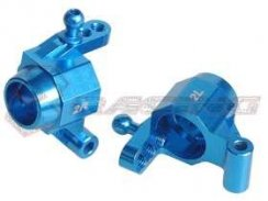 3Racing Rear Alu Hub Carrier (2 Degree) für M05