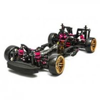 3Racing Sakura D4 Drift Car (RWD) vormontiert