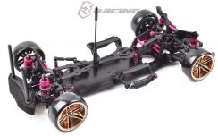 3Racing Sakura D4 Drift (RWD) Bausatz