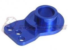 3Racing Servo Saver Horn-Double Hole- Blue für Tamiya