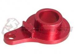 3Racing Servo Saver Horn-single Hole- Red für Tamiya