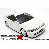 ABC-Hobby Honda Integra Type-R Karosserie-Set 1:10
