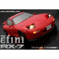 ABC-Hobby MAZDA RX-7 (FD3S)(Efini)(Early)Karosserie-Set 1:10