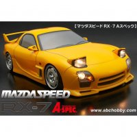 ABC-Hobby MAZDA SPEED RX-7 A Spec Karosserie-Set 1:10