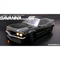 ABC-Hobby Mazda Savanna RX3 Coupe GT Karosserie-Set 1:10