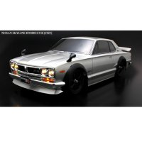 ABC-Hobby Nissan Skyline KPGC10 GT-R w/Chrome light...