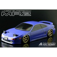 ABC-Hobby Toyota MR2 (SW20) Karosserie-Set 1:10