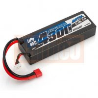 ANTIX by LRP 4300 - 11.1V - 45C LiPo Car Hardcase