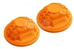 Axial Gate Marker Orange (2 Stk.) #AX12013