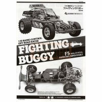 Bedienungsanleitung Fighting Buggy 84389