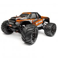 Bullet MT Flux RTR (2.4GHz) Brushless Monster Truck...