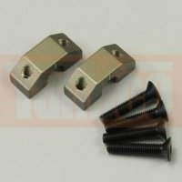 CNC ARM SHAFT BLOCK SET (2) OPTION SCORPION 2014