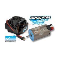Carson 500906236 Brushless Set 10T Waterproof