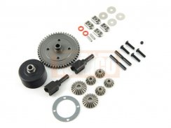 Arrma AR220029 Differential Set, mitte 50Z (1)