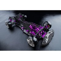 FXX-D VIP 2WD FR Electric Shaft Driven Car (purple)