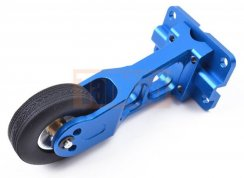 GPM Alu Wheelie-Bar hinten für Tamiya GF-01 / Wild Willy 2