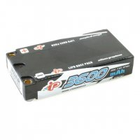 Intellect Lipo 7,6V 3600mAh 120C Shorty Low-Profile LiHV