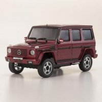Kyosho Mini-Z Overland Mv01 Sports Mercedes G55L Amg Rot...