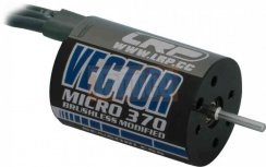 LRP Vector Micro Brushless 370 Modified 6T Motor