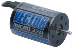 LRP Vector Micro Brushless 370 Modified 7T Motor