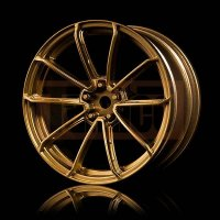 MST Gold GTR Felgen (+3 Offset) (4 Stk.) 26mm