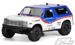 PROTOform 1981 Ford Bronco (klar)