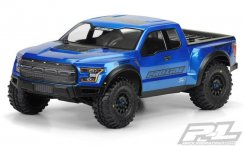 PROTOform 2017 Ford F-150 Raptor True Scale Karo klar