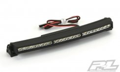 Pro-Line 5Zoll Super-Helle LED Light-Bar-Kit 6 - 12V gebogen