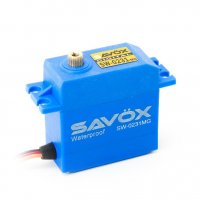 Savöx Digital-Servo SW-0231MG (15kg) Wasserdicht
