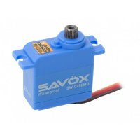 Savöx Mini Digital-Servo SW-0250MG (5kg) Wasserdicht
