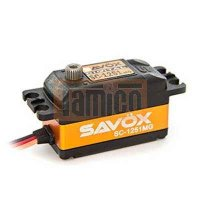 Savöx SC-1251MG Low-Profile Digital-Servo (9kg)