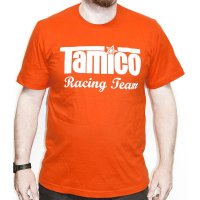Tamico T-Shirt Racing Team orange