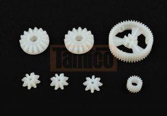 Tamiya Differential-Teile / Bevel Gear Bag CW-01 / Hornet...
