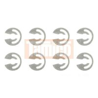 Tamiya E-Ring / C-Ring 2mm (8 Stk.) #84171