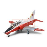 Tamiya Jet Hawk Mk.66 Swiss Air Force 1:48 Bausatz #89784