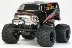 Tamiya Lunch Box Black Edition Bausatz #58546