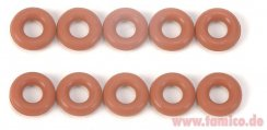 Tamiya O-Ring 3mm rot (10 Stk.) #50597