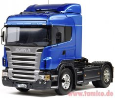 Tamiya Scania R470 Highline Bausatz #56318