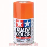 Tamiya Spray TS-12 Orange glänzend 100ml